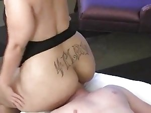 Ass worship porn tube with hot shemale babe