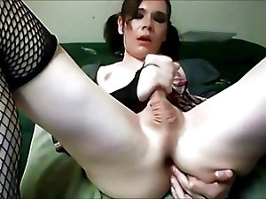 White Teen CD-Webcam Show